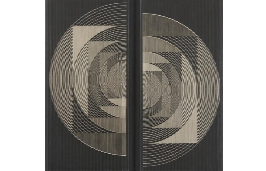 Constantin Flondor, Undulating Mirage, 1968 © Marcus Schneider
