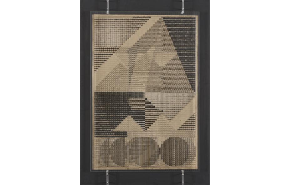 Constantin Flondor, Transformation I, 1968