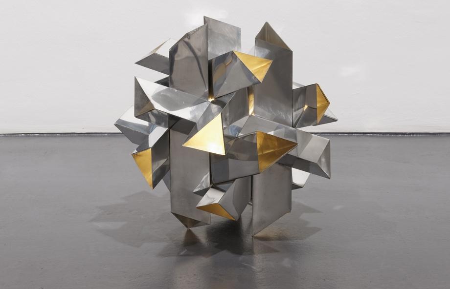Constantin Flondor, Trigona Knot, 1974