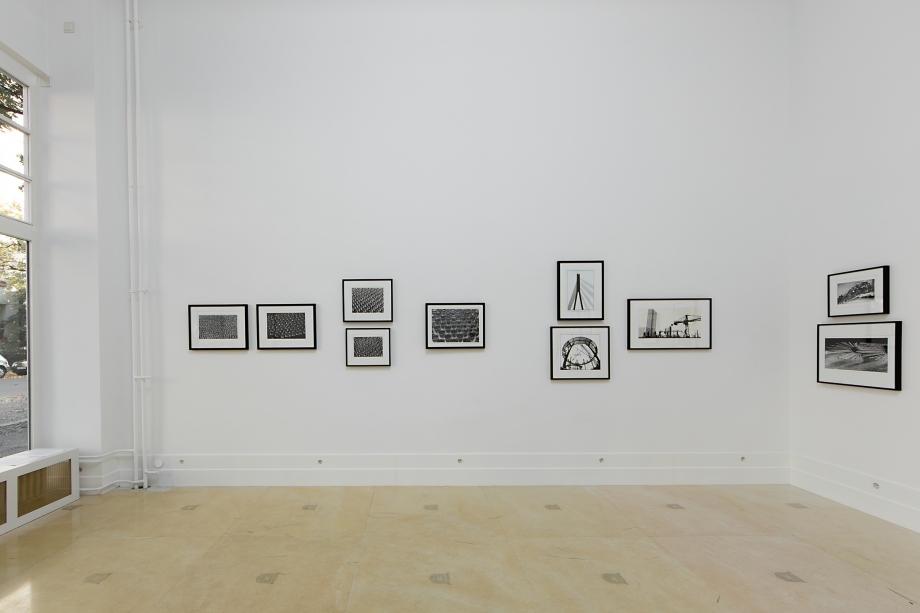 Alexander Abaza, Ausstellungsansicht I, © Laurin Würdig