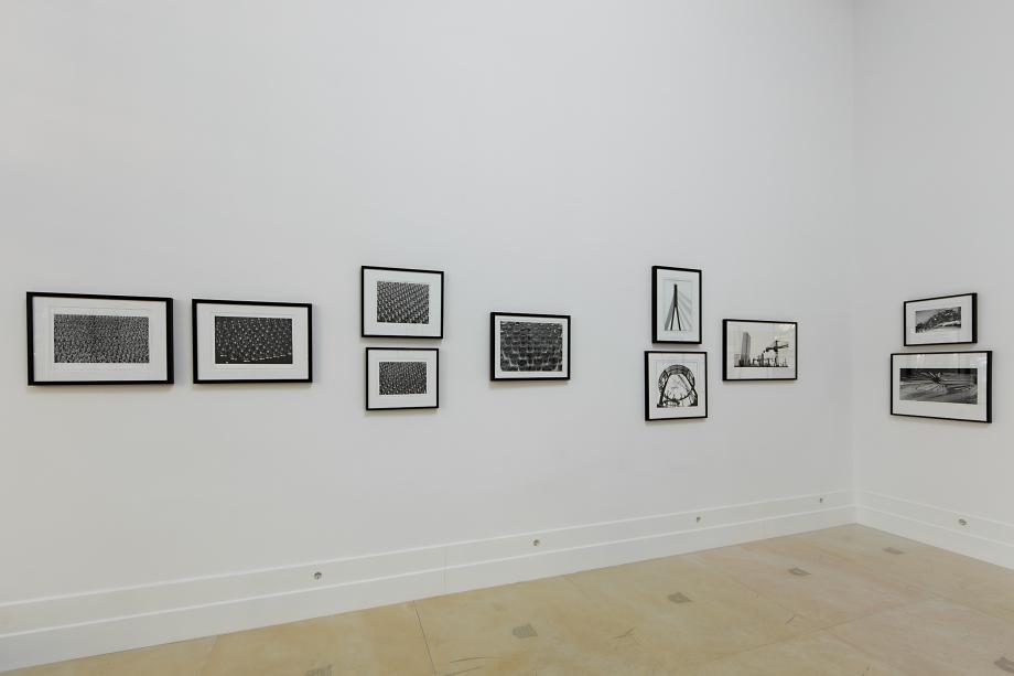 Alexander Abaza, Ausstellungsansicht II, © Laurin Würdig