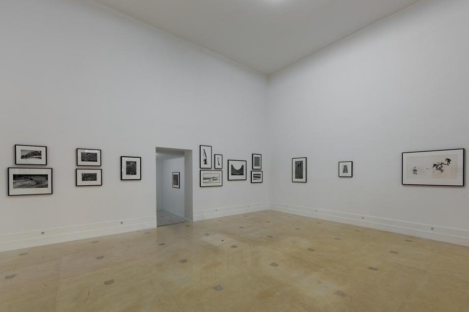 Alexander Abaza, Ausstellungsansicht IV, © Laurin Würdig