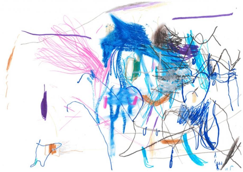 Ivan Gorshkov, Untitled 4, 2014-2015, 42 x 30 cm