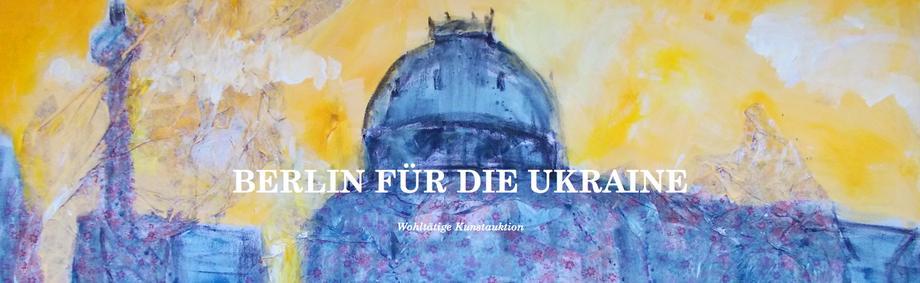 KUNSTAUKTION für KINDER aus der UKRAINE