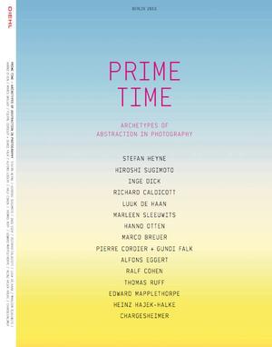 """Katalog zur Ausstellung """"Prime Time"""""""