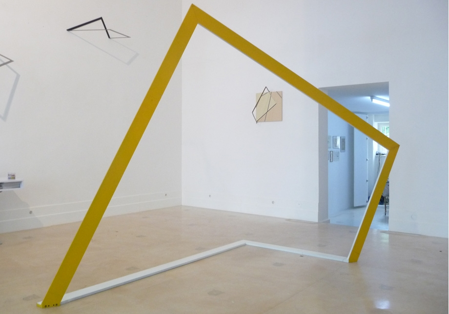 Grazia Varisco, Gnom - one, 1984, Diehl CUBE