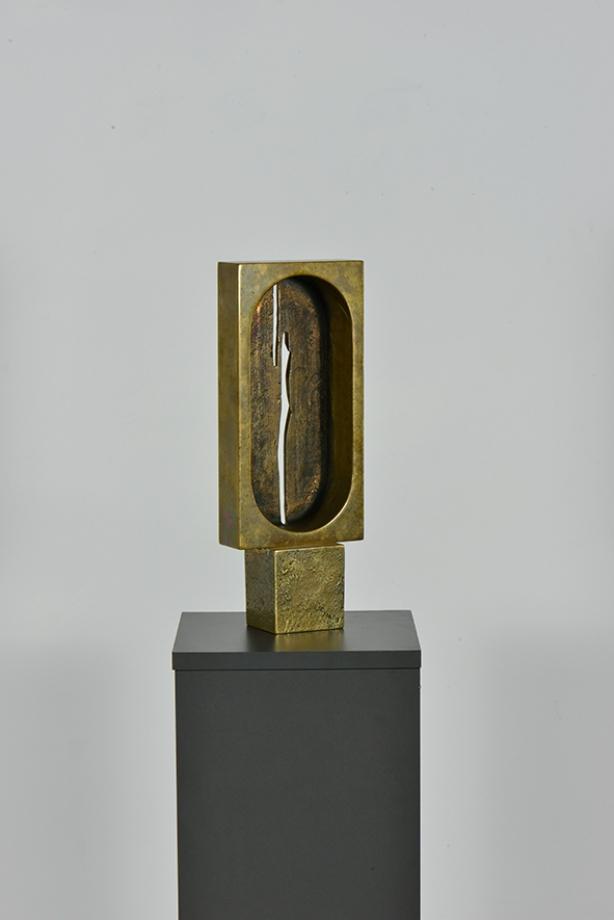 Peter Jecza, Broken, 1986